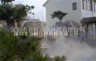 四川人造雾设备商业街降温人工加湿工程