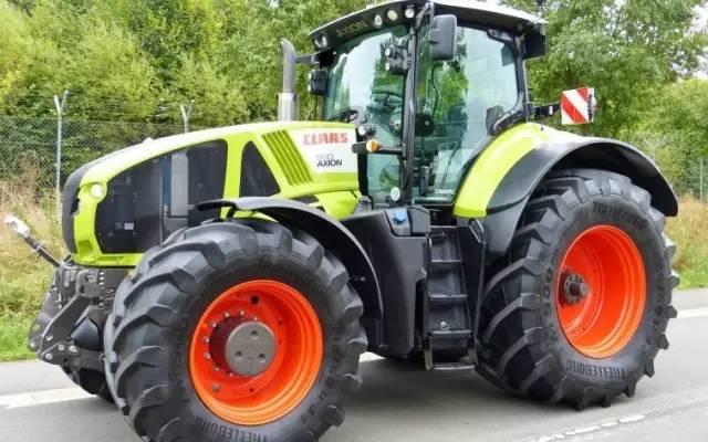 国外农民最爱的十款拖拉机 哪一款是你的最爱?