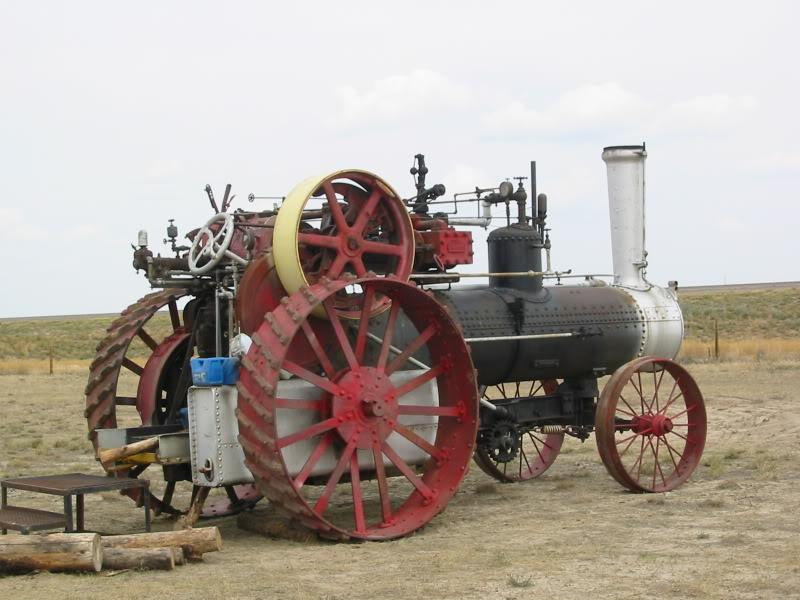 德国古老农机展