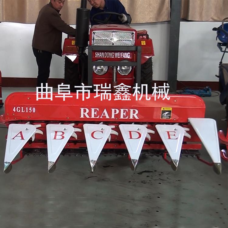 城厢区 湖南牧草收割机 手扶式药材收割机