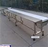 低价格轻型爬坡皮带输送机 白色皮带输送机 轻型PVC食品输送机